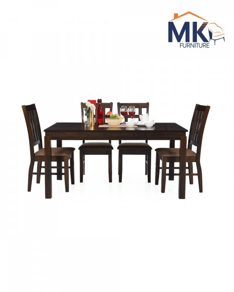 6 seater Dining Table in solid wood