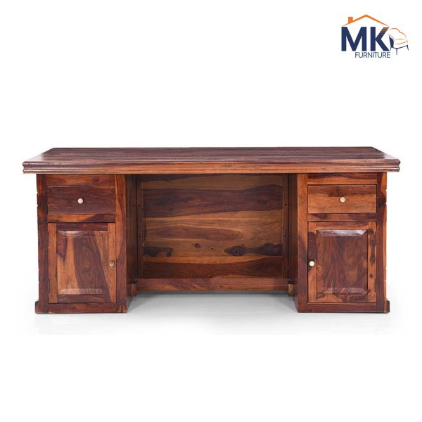 Office Tables In Solid Sheesham Wood