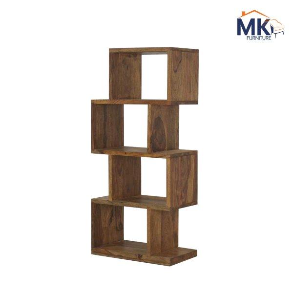 Wooden  Bookshelf (Honey)