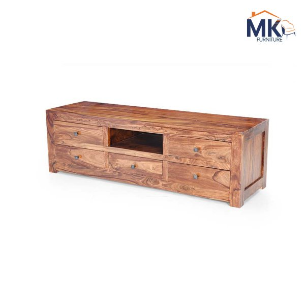 Tv wooden stand