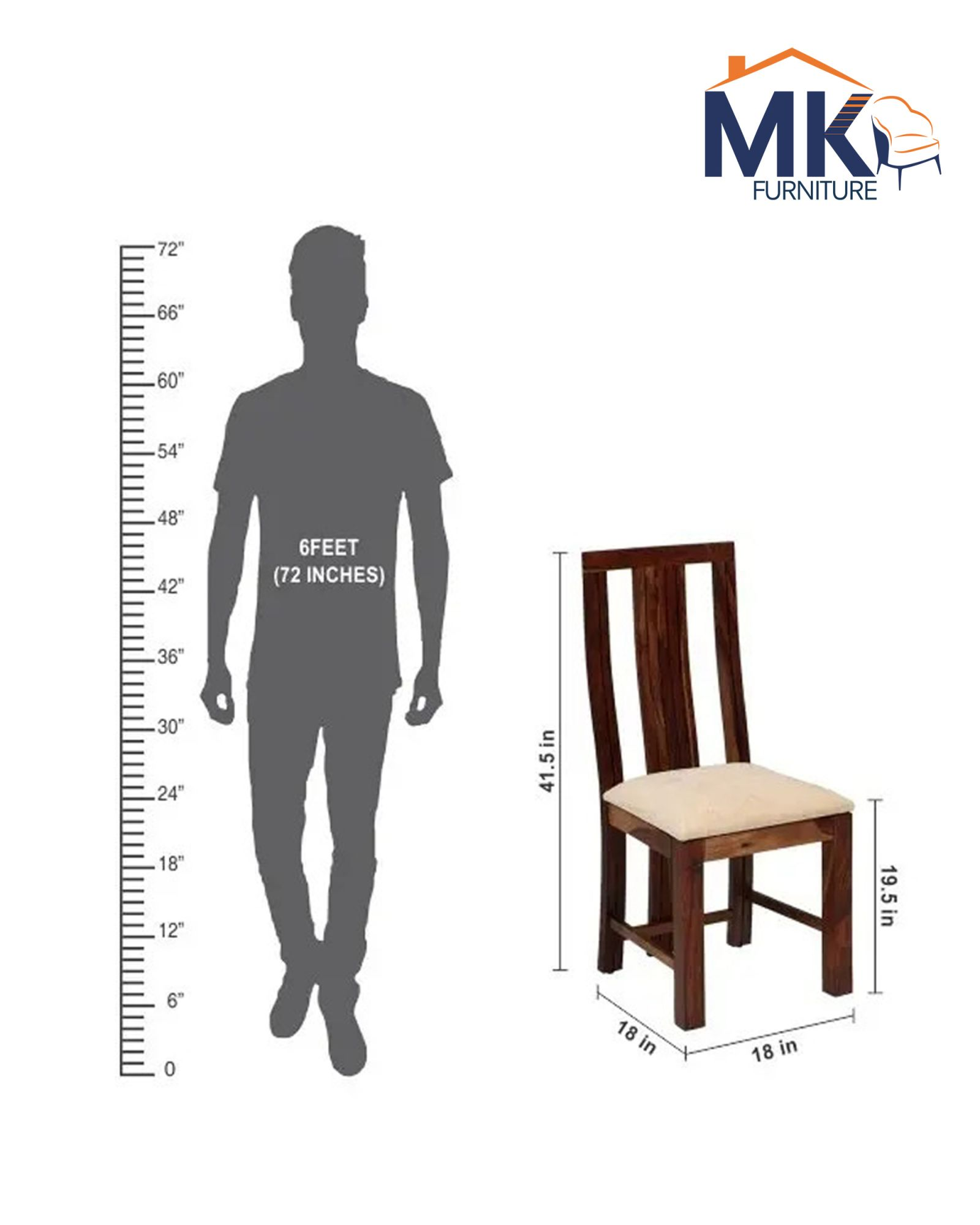 Solid wood 8 Seater Dining Set(Teak)