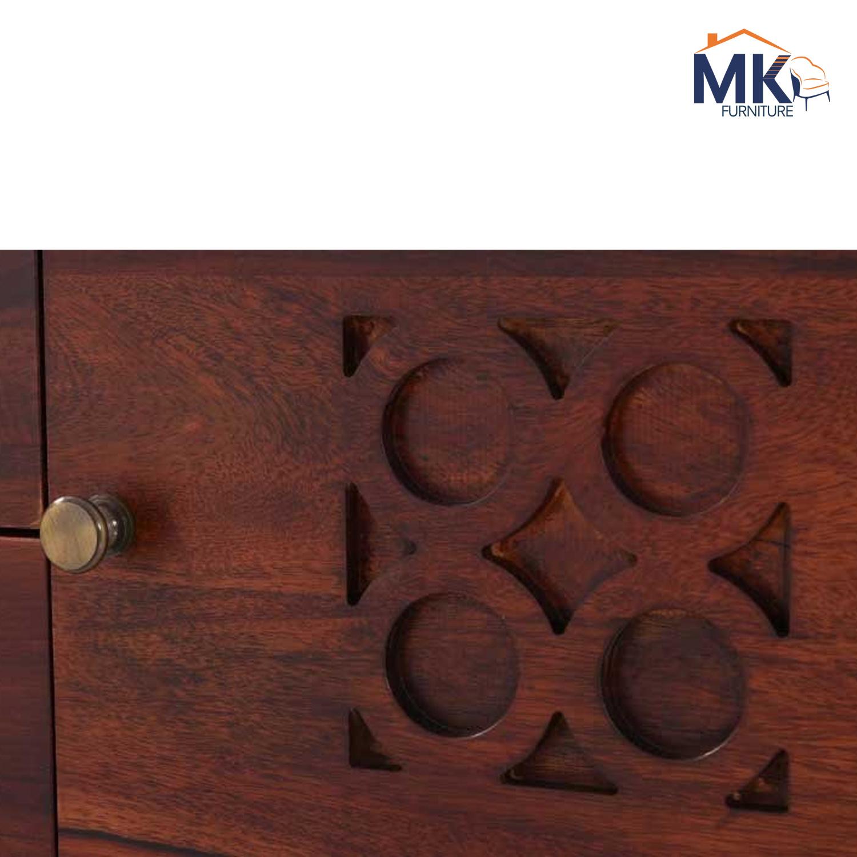 Solid Wooden Sideboard in Teak