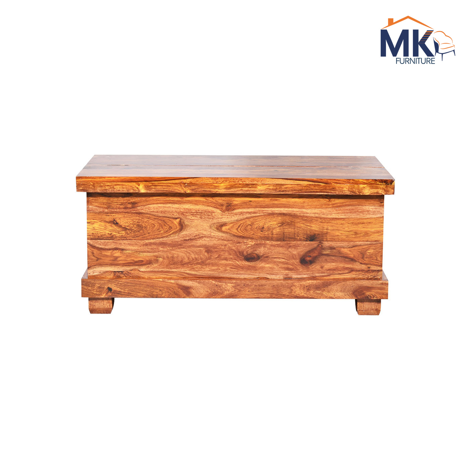 Solid Wood Treasure Box With  Six Drawer