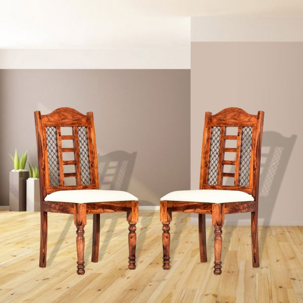 Traditional Solid Wood Chair for Dining / Study Chair