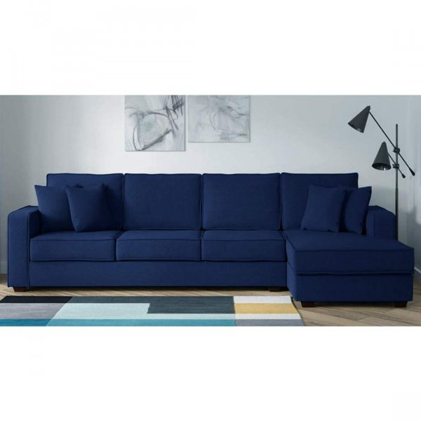 L Shape  6  Seater  Sofa Set