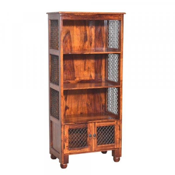 Solid Wood Sheesham Bookshelf