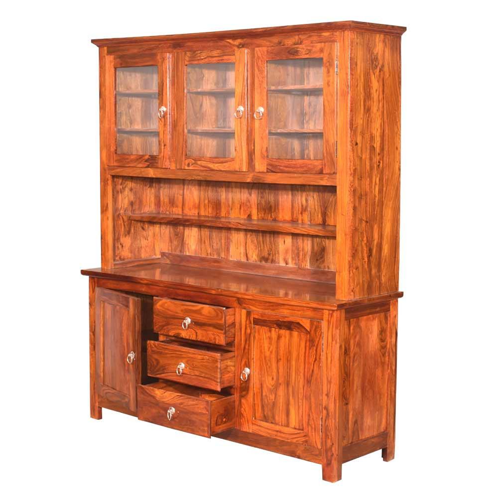 Monarch  Solid Wooden Kitchen Cabinet
