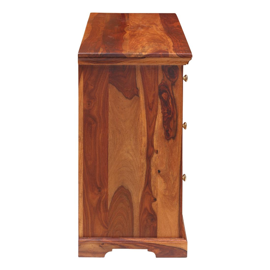 Solid  wooden Chest Of 4 Drawer
