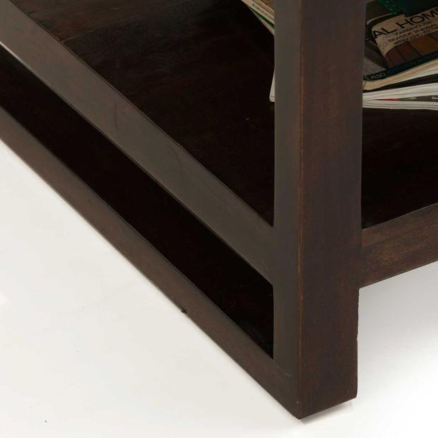 Wooden Coffee Table Walnut