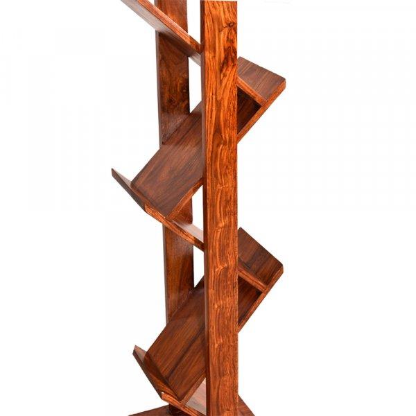 Cagney Book Shelf Sheesham Solid Wood