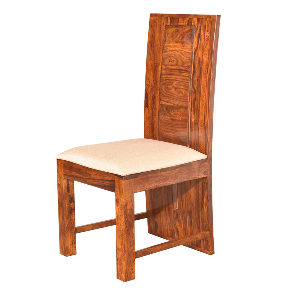 Coaster Chair Sheesham Solid Wood Six Seater Dining Set