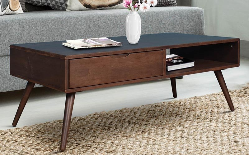 Wooden Coffee Table in Solid wood