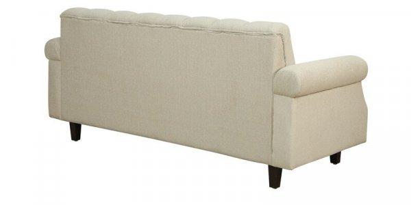 Addison 3 Seater Sofa in Beige Colour