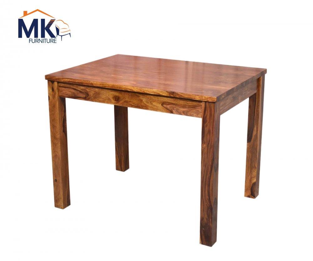 Ariana 4 Seater Dining Set Solid  Sheesham Wood