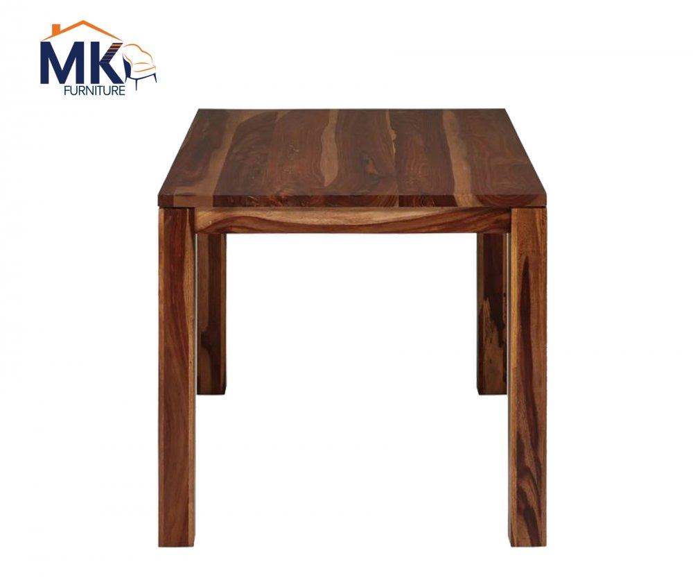 Solidwood 4 Seater Dining Set  (Honey)
