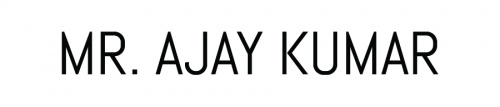 MR. AJAY KUMAR