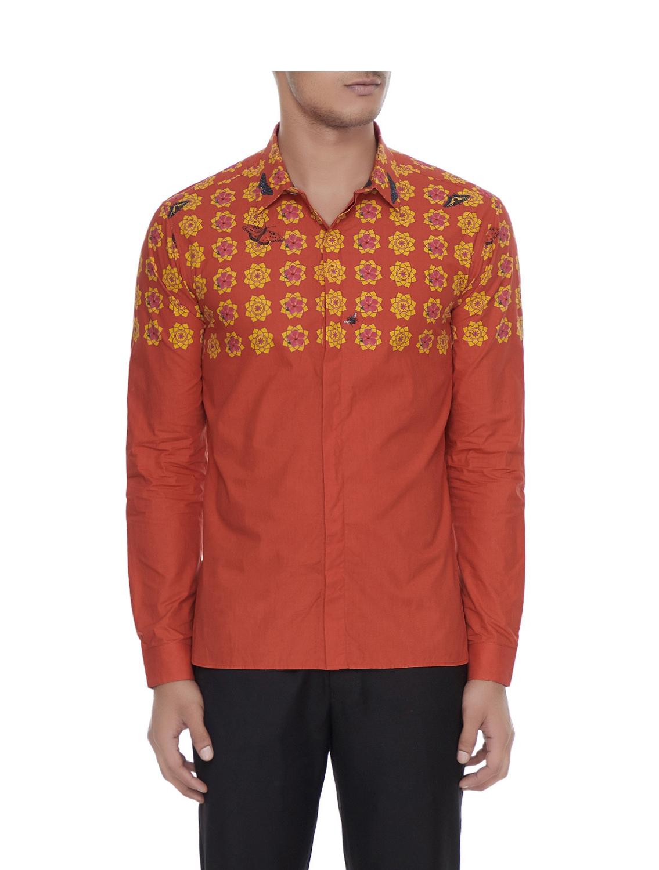 Neofelis Printed Shirt