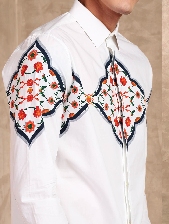 Mandal Printed Shirt