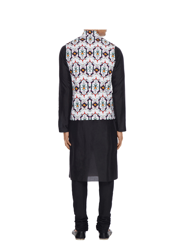 Ghat Printed Waistcoat