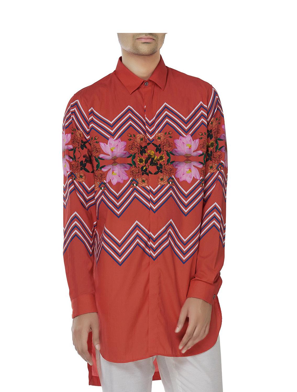 Nicholas Aquesthetic Shirt