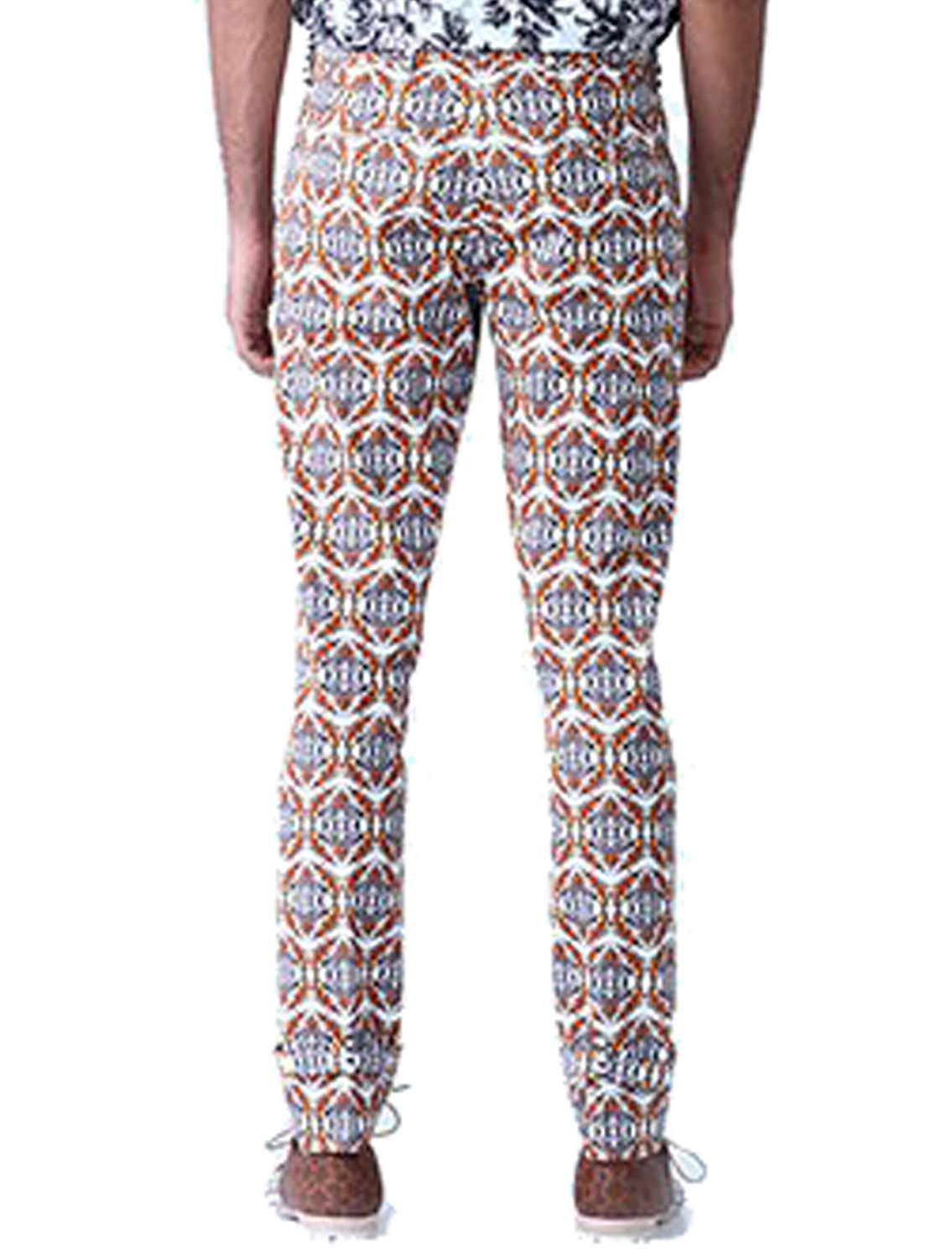 Basch Printed Trousers