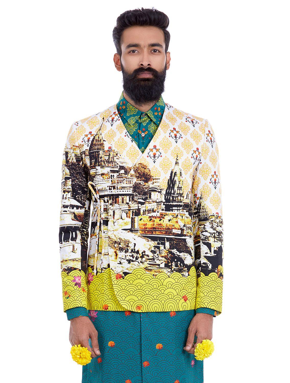 Golden Ghat Jacket