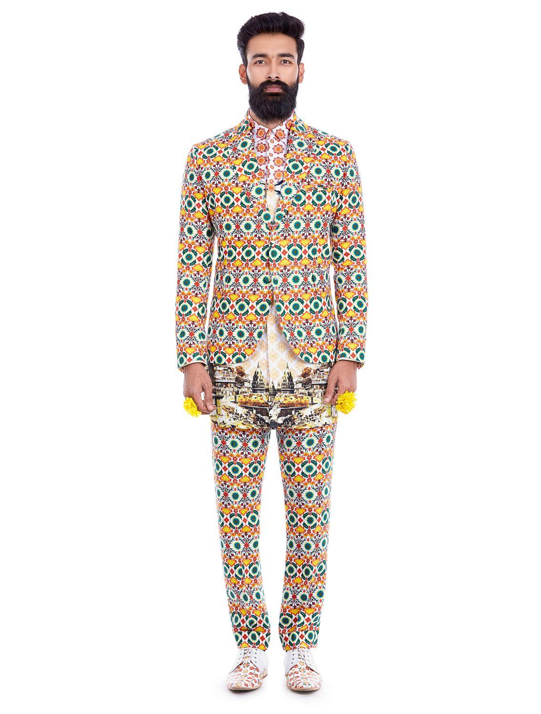 Pilgrim Classic Linen Suit