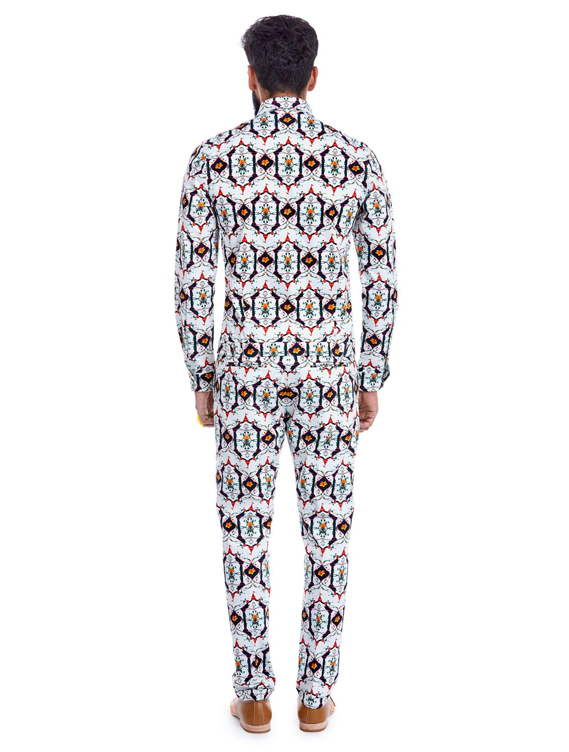 Rath Printed Trousers