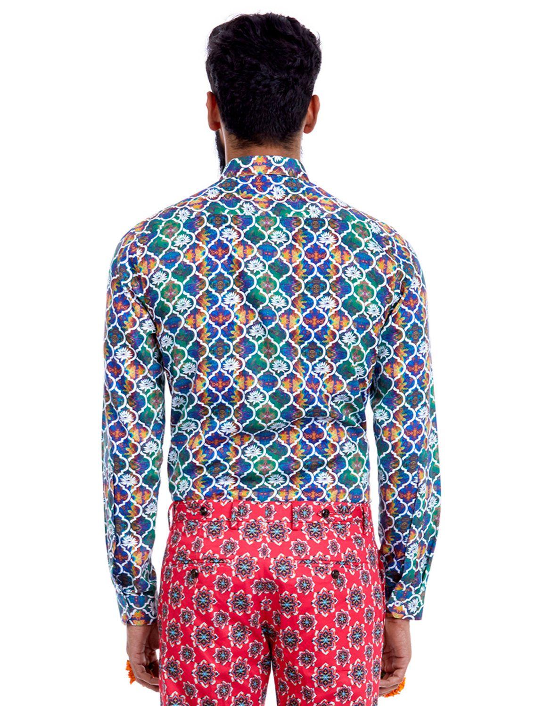 Jali Printed Shirt