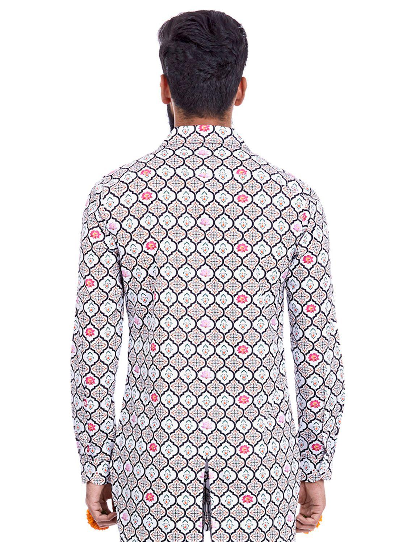 Aryan Regular Printed Shirt