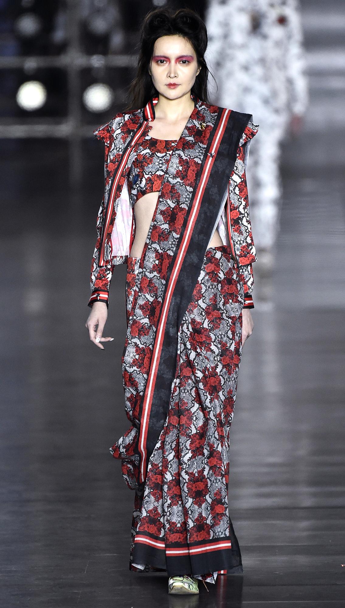 Harbin Fashion Week Look 09