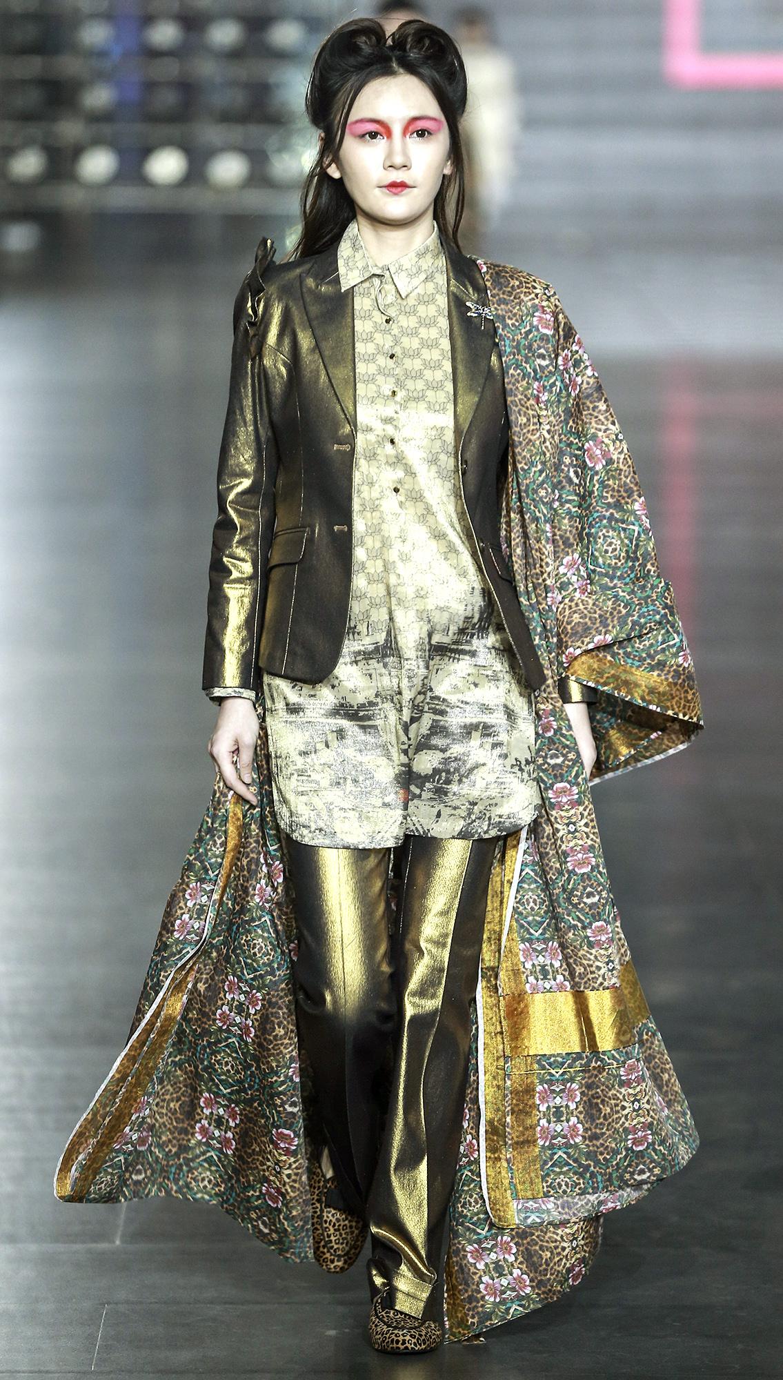 Harbin Fashion Week Look 04
