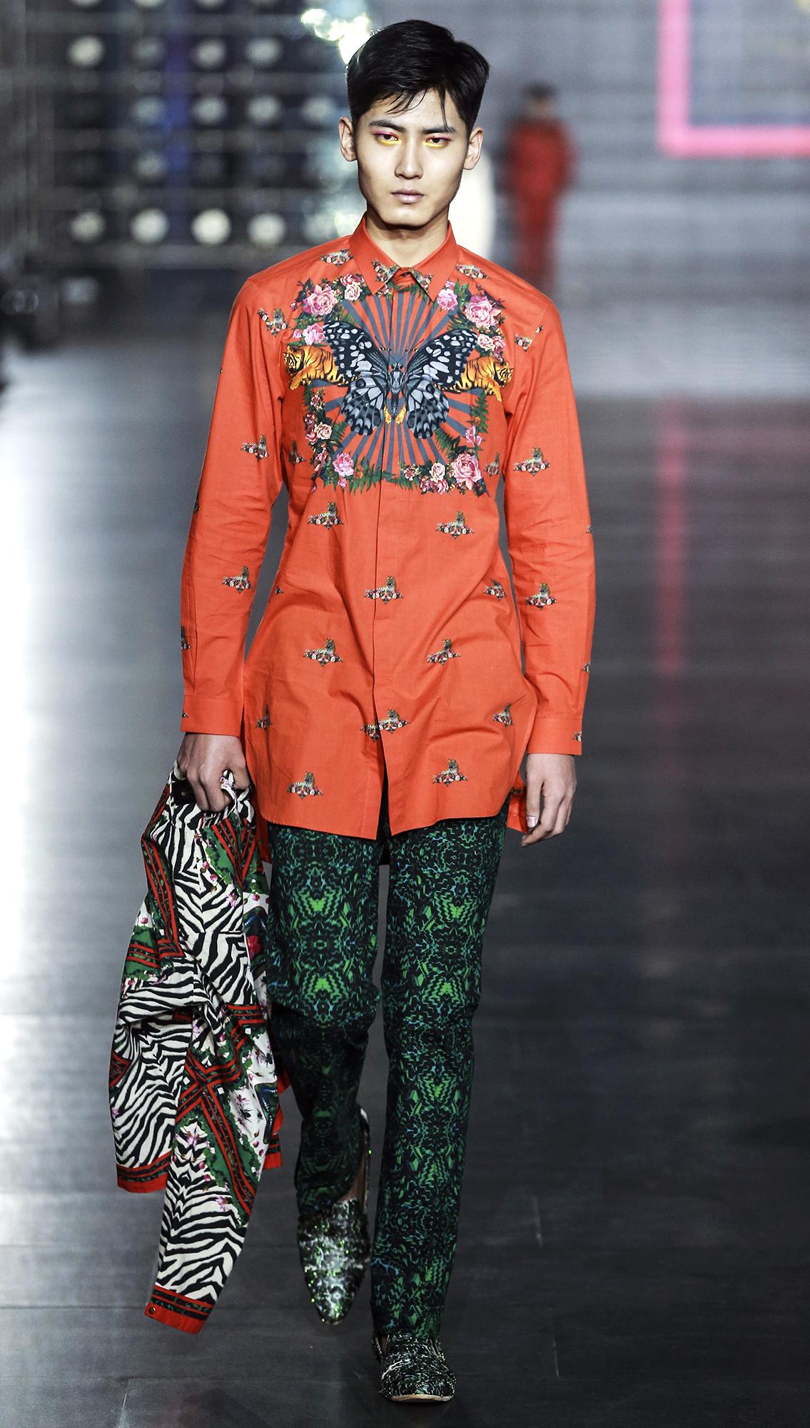 Harbin Fashion Week Look 06