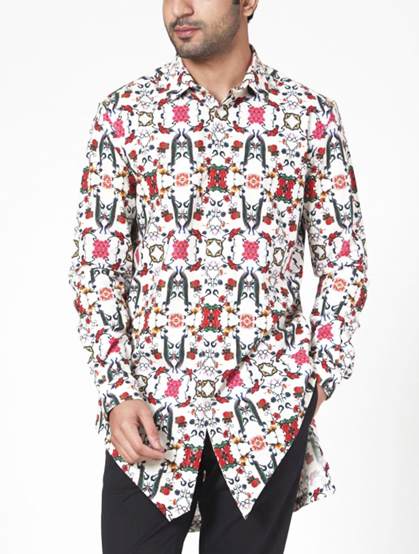 Bageecha All-over Printed Shirt