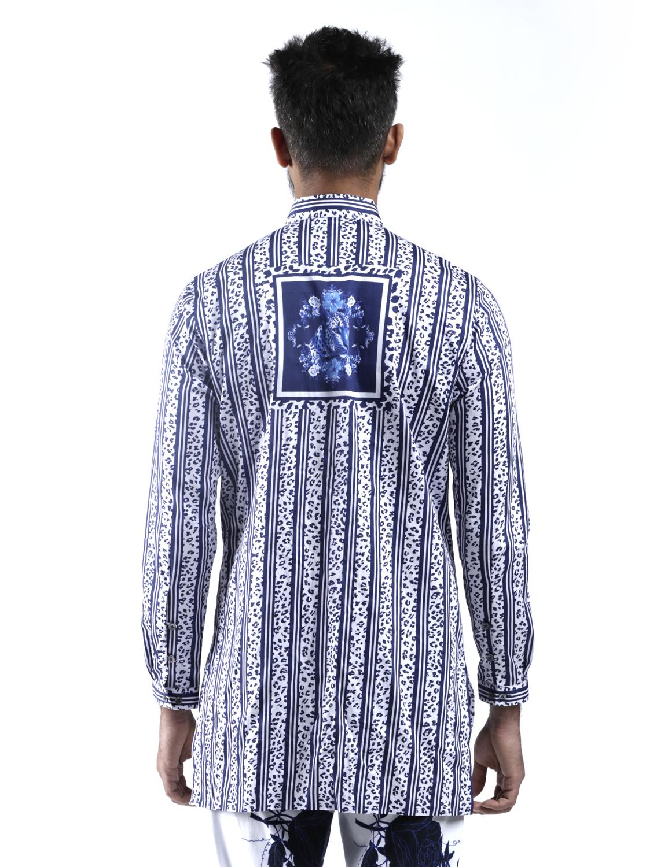 Garden Neel Printed Shirt
