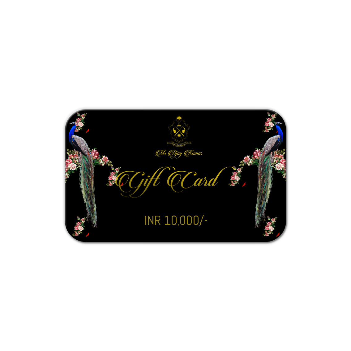 INR 10000 GIFT CARD