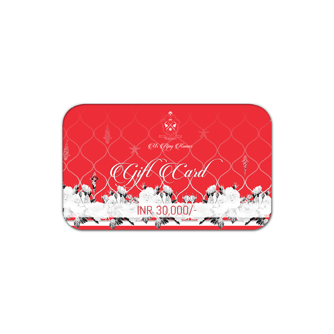 INR 30000 GIFT CARD