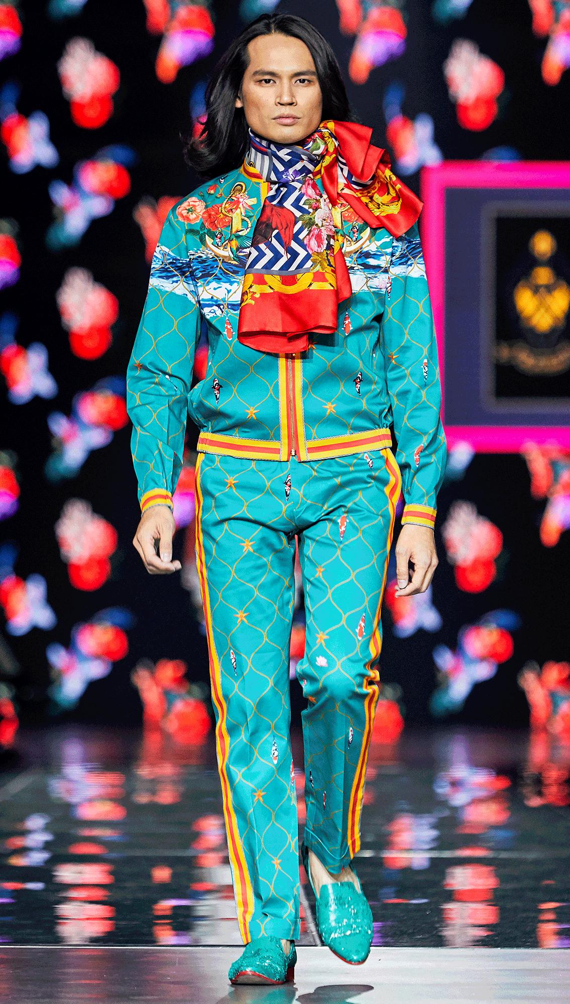 Harbin Fashion Week 2019 Look 18