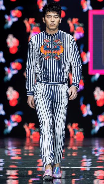 Harbin Fashion Week 2019 Look 06