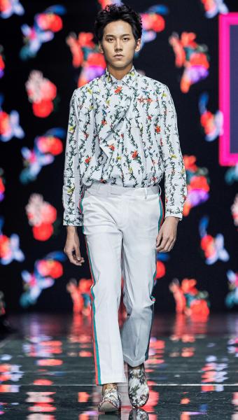 Harbin Fashion Week 2019 Look 07