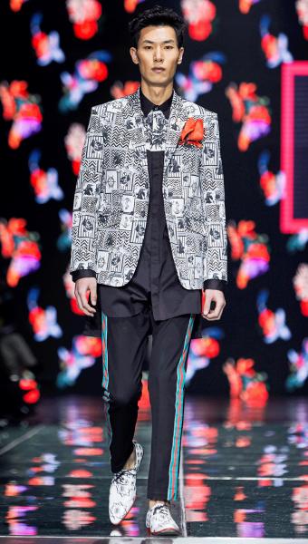 Harbin Fashion Week 2019 Look 09