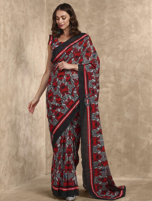 Printemp Printed Cotton Saree
