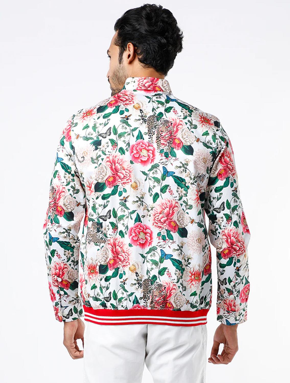 Gerald Bomber Style Shirt