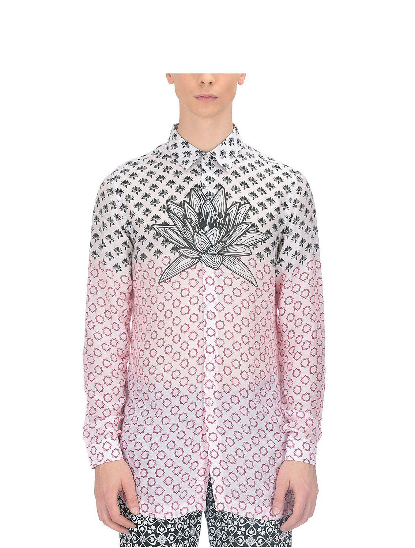 Vanaj Silk Printed Shirt