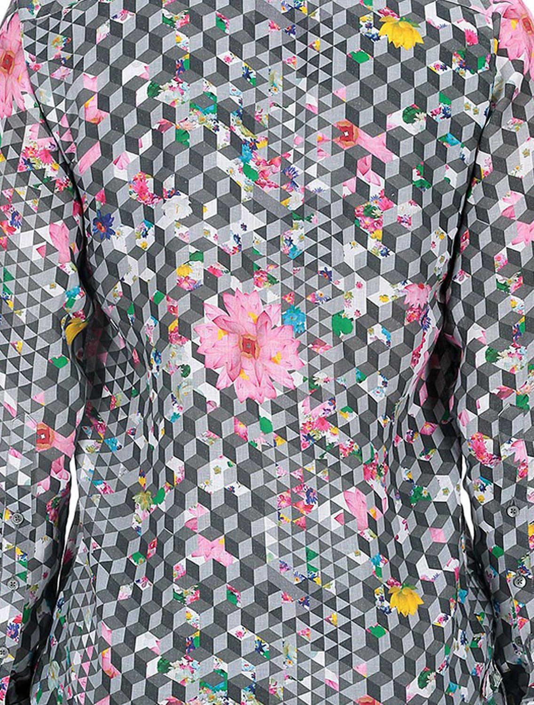 Arbore Linen Cross-over Shirt