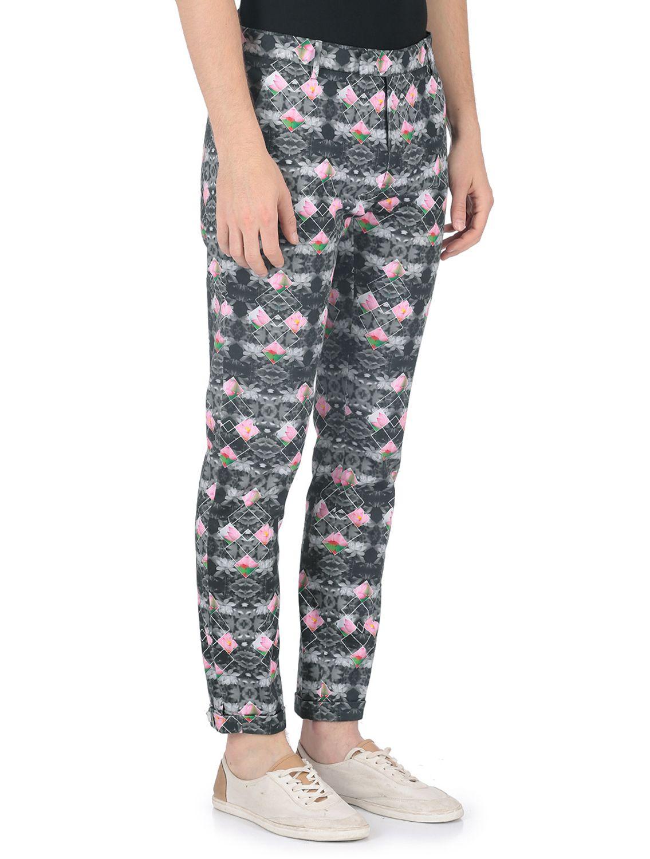 Sujoy Printed Trousers