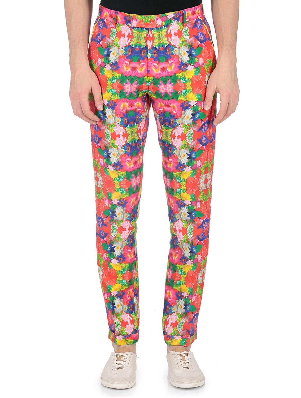 Alarka Printed Trousers