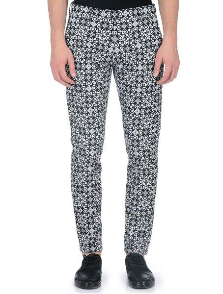 Nucifera Printed Trousers