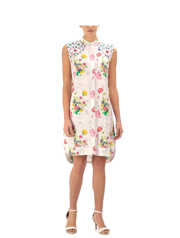 Padam-Priya Linen Tunic