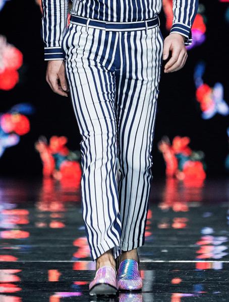 Eric Striper Trousers